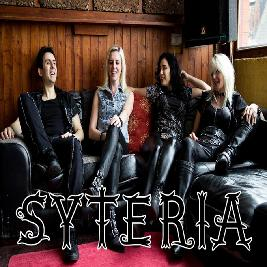 SYTERIA- Jax Chambers (GIRLSCHOOL) with support