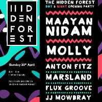 The Hidden Forest - Opening Party Day & Night Party