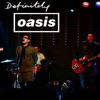 Definitely Oasis - Oasis tribute & Nick Mercer - Falkirk