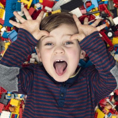 Get creative and build this half term at Queensgate!