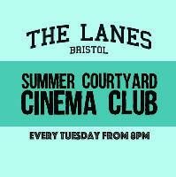 Courtyard Cinema Club : Eternal Sunshine Of The Spotless Mind