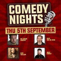 September Comedy Club