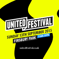 United Festival @ Finsbury Park, London