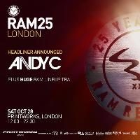 25 Years of RAM Records