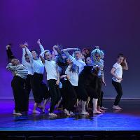 Not Defined By Numbers: Preston Youth Dance Workshop 7.30 - 8.30