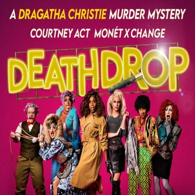 A Dragatha Christie Murder-Mystery  Written by Holly Stars  Based on an idea by Christopher D. Clegg   Murder can be such a Drag.  Starring...