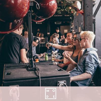 Day & Night | Easter Sunday Terrace Party