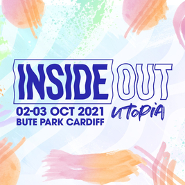Inside Out Festival 2021 Tickets | Bute Park Cardiff  | Sat 2nd October 2021 Lineup