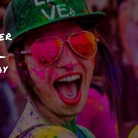 Hip Hop Colour Powder Festival