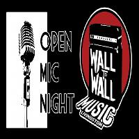 Wall to Wall Open Stage and Jam night