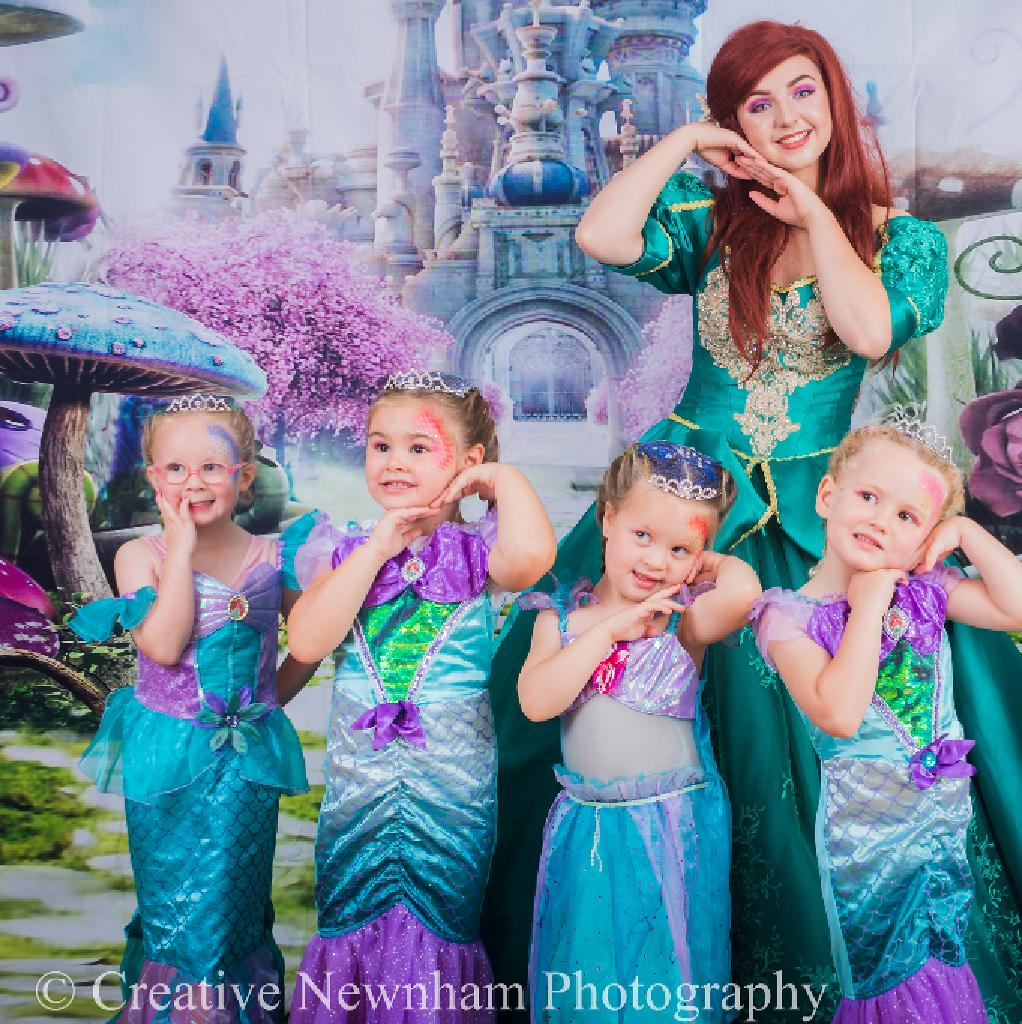 The little mermaid- Easter party!