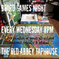 Board Games Night