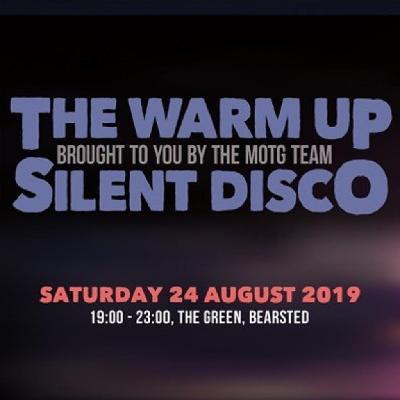 MOTG Warm Up - VIP Silent Disco