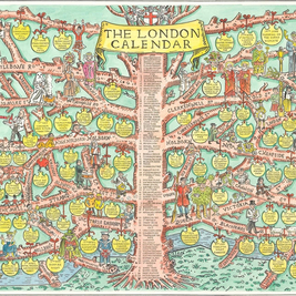 The Return of London: An Exhibition and newly commissioned work of art by Adam Dant celebrates a significant anniversary
