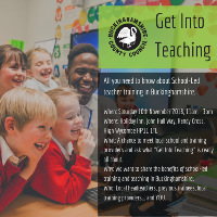 Get into Teaching - interested in becoming a Teacher?