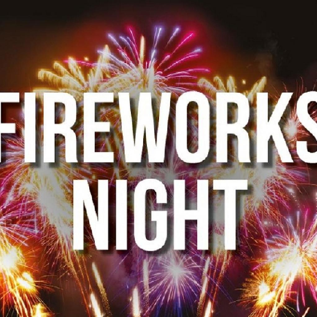 Brighton Lions Fireworks Display