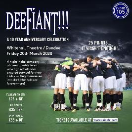 DEEFIANT - A 10 Year Anniversary Celebration