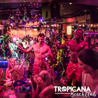 Saturday Night at Tropicana