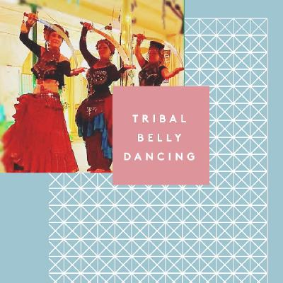 Tribal Belly Dancing Show + Hot Supper