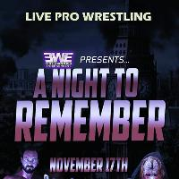 EWE presents, A Night To Remember