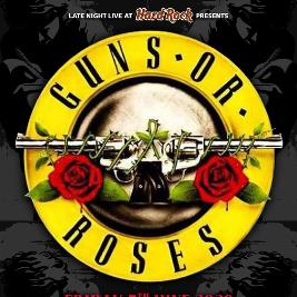 Guns Or Roses-The UK's No 1 Tribute to Guns N' Roses Tickets | Hard Rock Cafe, Manchester Manchester  | Fri 5th June 2020 Lineup