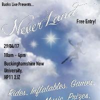 Bucks Live presents Neverland