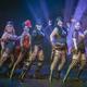 The Velvet Burlesque - Burlesque & Cabaret Dance Class Event Title Pic