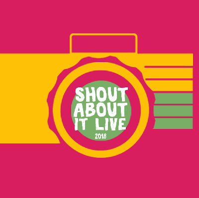 Shout About It Live