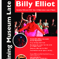 Mining Museum Late: Billy Elliot