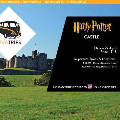 VIVA Aberdeen: trip to Harry Potter Film Set