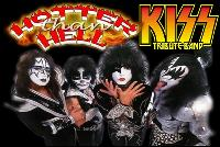 Hotter than Hell - Kiss Tribute with support from Tantrum