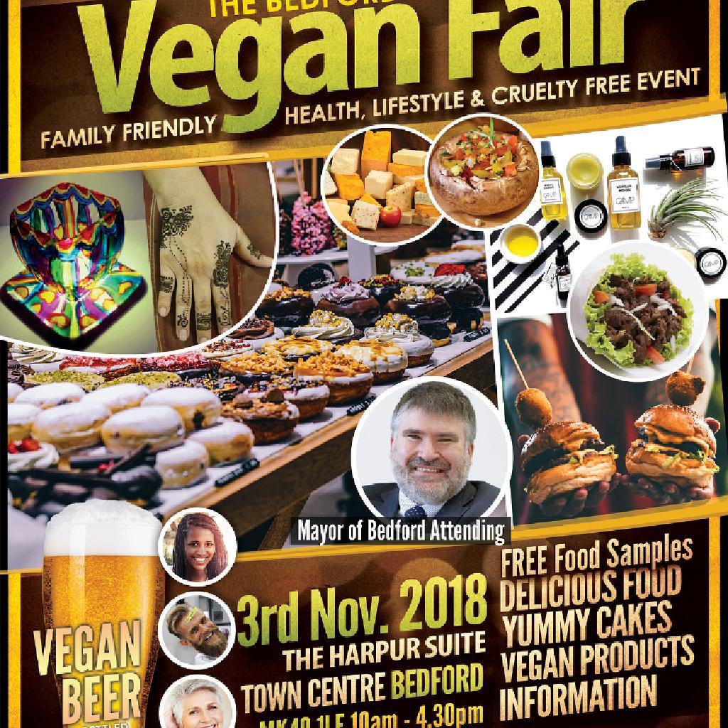 Bedford Vegan Fair 2018