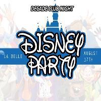 Edinburgh Festival - Disney Party