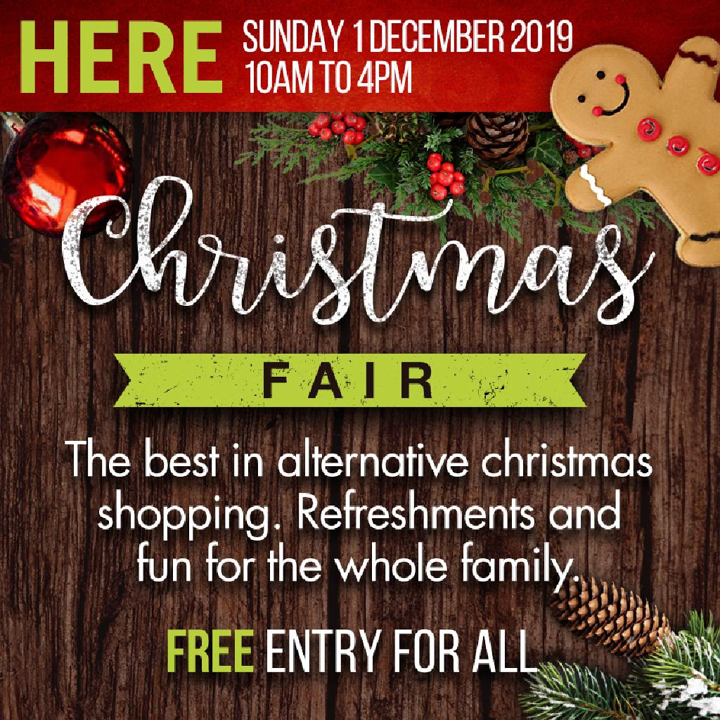 Christmas Fair At Here Tickets Here Bath Road Arnos Vale