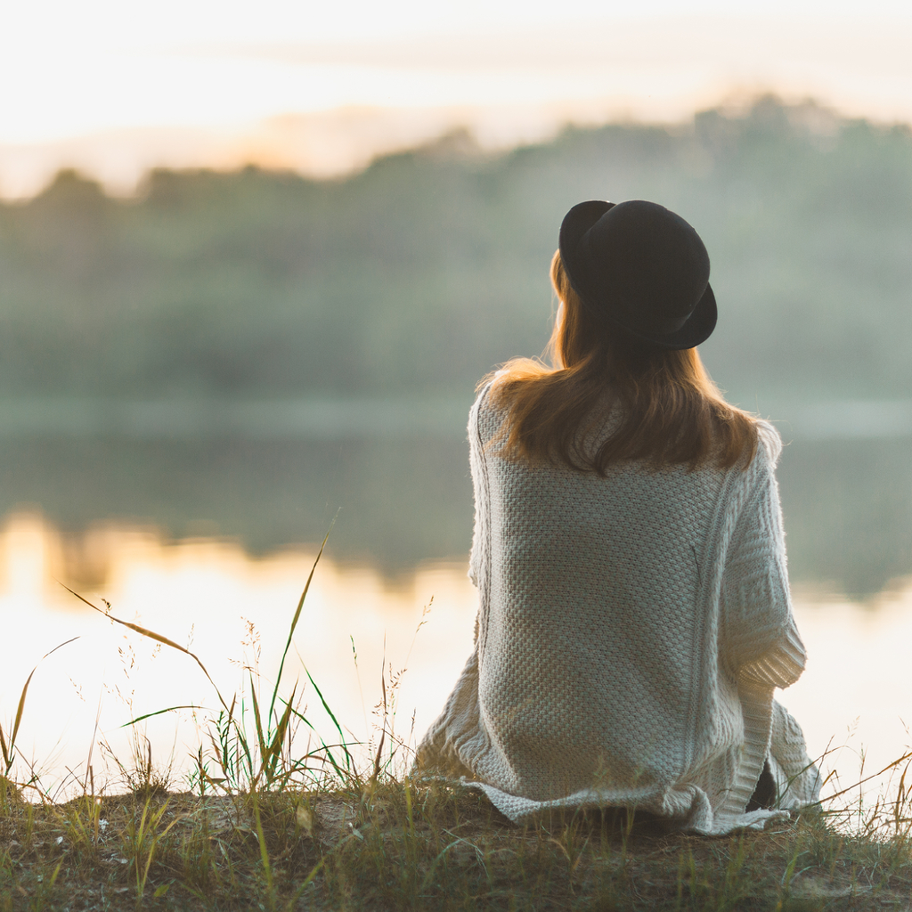 just be – the power of contentment