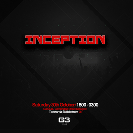 Inception Presents 7th Birthday