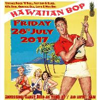 Hawaiian Bop Strictly Vinyl Sessions w/Richio Suzuki, Oscar Romp