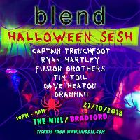 Blends Halloween Sesh
