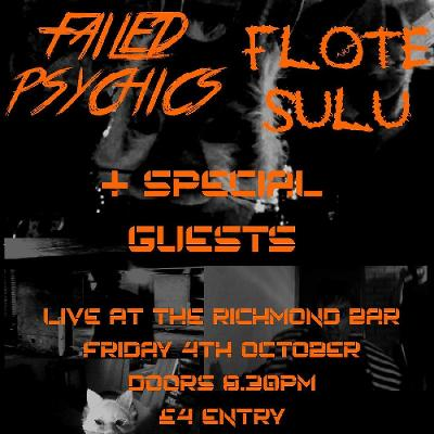 Failed Psychics // Flote Sulu