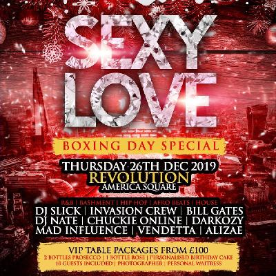 Sexy Love - Boxing Day Special
