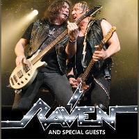 Raven w/ Special Guests - Liverpool