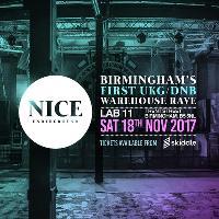NICE Underground Warehouse Rave