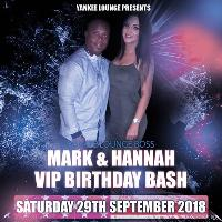 Mark and Hannah Birthday Bash