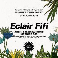 Kitchen Street Summer Yard Party
