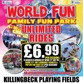 World Of Fun - Family Fun Park