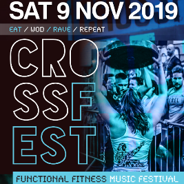Crossfest UK 2019 Tickets   Bowlers Exhibition Centre Manchester    Sat 9th November 2019 Lineup