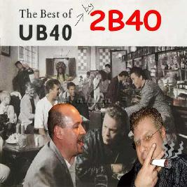 UB40 Tribute; 2B40 live in Stevenage