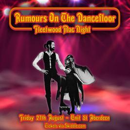 Rumours On the Dancefloor – A Fleetwood Mac Night