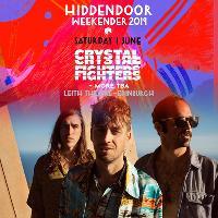 Hidden Door Presents: Crystal Fighters + support