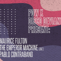 Maurice Fulton, Emperor Machine (LIVE)